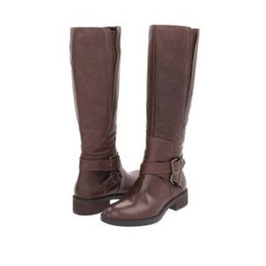 Enzo Angliolini sporty riding boots brown size 7